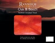 Rannoch - Dry Cured Cold Smoked Trout (1 x 80g)