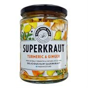 Good Nude Food - Turmeric & Ginger Superkraut (6 x 460g)