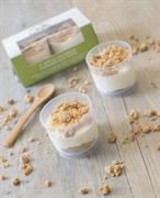 Beckleberry's - Apple Crumble Cheesecake Pots (1x2x70g)
