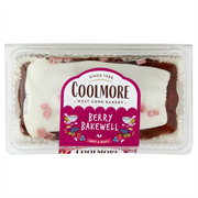 Coolmore Cakes - Berry Bakewell Cake (6 x 400g)