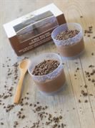 Beckleberry's - Sea Salted Chocolate Pots (1 x 2x70g)