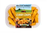 MASH DIRECT  -  GF CURRY CHIPS(6 x 400g)
