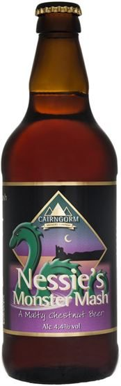 Cairngorm Brewery - Nessie Monster Mash 4.1%ABV (12x500ml)