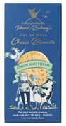 Island Bakery - Mull Cheese Bisc Onion & Thyme (12 x 100g)