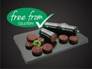 Bury Black Pudding - Gluten Free Black Pudding Roll (1x220g)