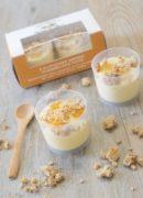 Beckleberry's - Alphonso Mango Cheesecake Pots (1x2x70g)