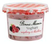 Bonne Maman - Raspberry & Blackberry Yoghurt (6 x 450g)