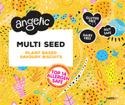 Angelic - Gluten Free Multi Seed Crackers (8 x 150g)