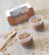 Beckleberry's - Milk Chocolate & Caramel Pots (1x(2 x 70g)