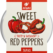 Delphi - Sweet Red Peppers (1 x 130g)