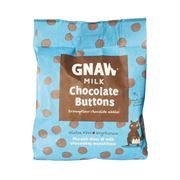 Gnaw - Milk Chocolate Buttons (6 x 150g)